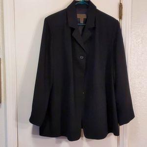 Black Blazer - Size 20